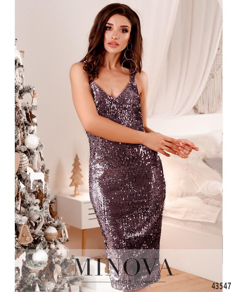 Платье MA2040-лаванда (н)