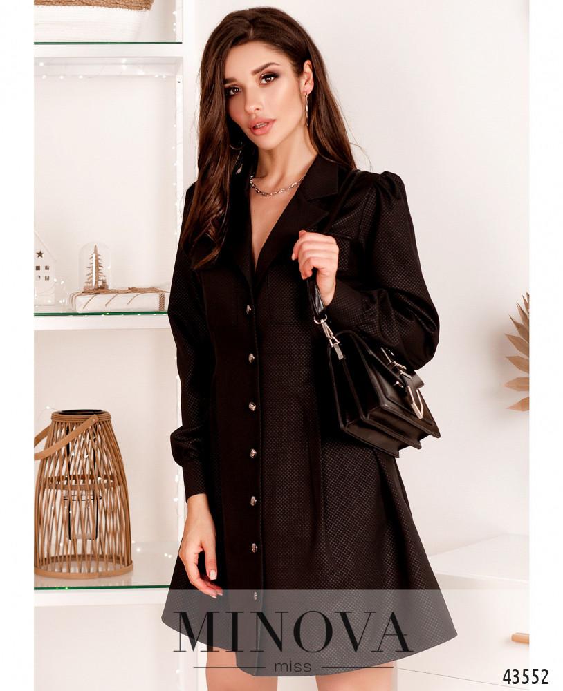 Платье MA221Н-черный (н)