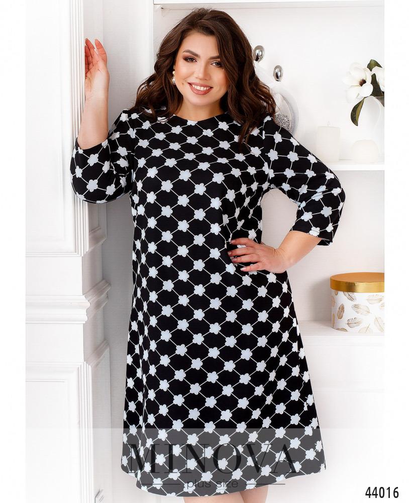 Платье MA2234-черный