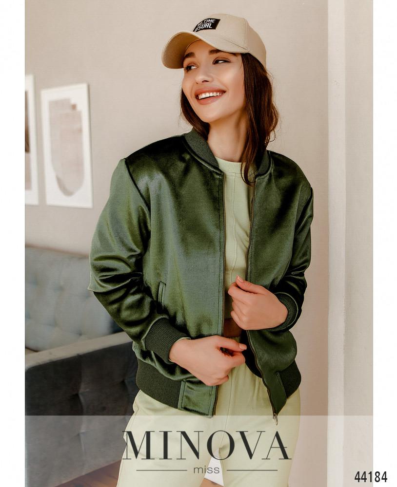 Куртка MA2163-хаки (н)