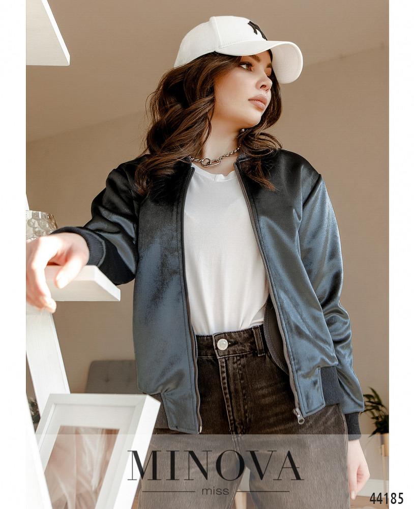 Куртка MA2163-серый (н)