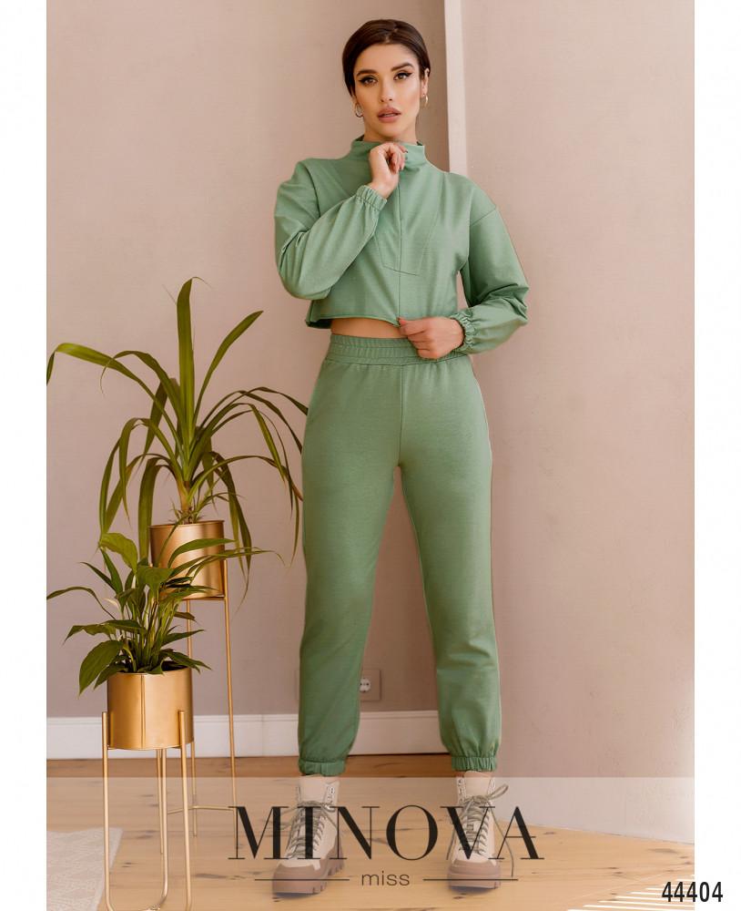 Спортивный костюм MA2173-мятный (н)