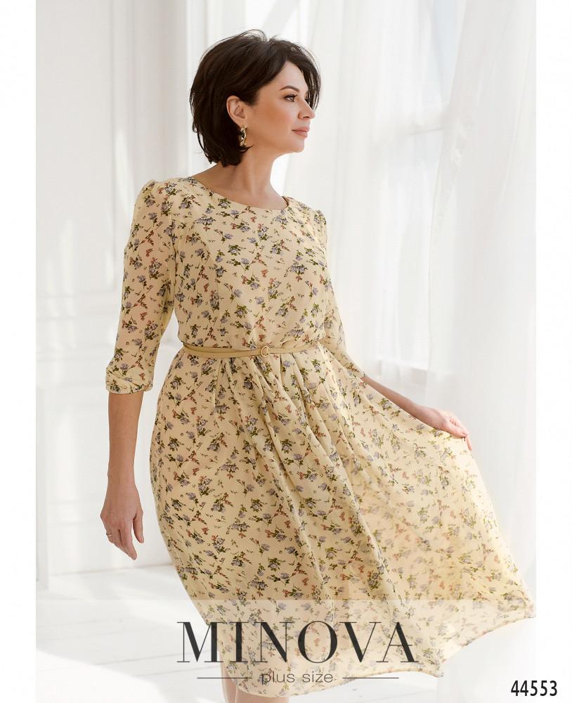 Платье MA20-08-айвори