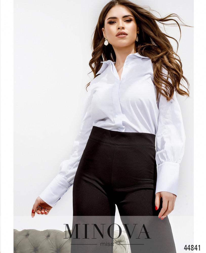 Рубашка MA4142-1-белый (н)