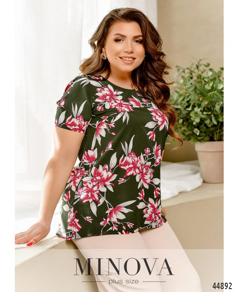 Блуза MA2258-хаки