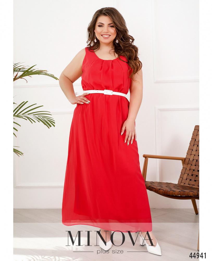 Платье MA15-18-коралл