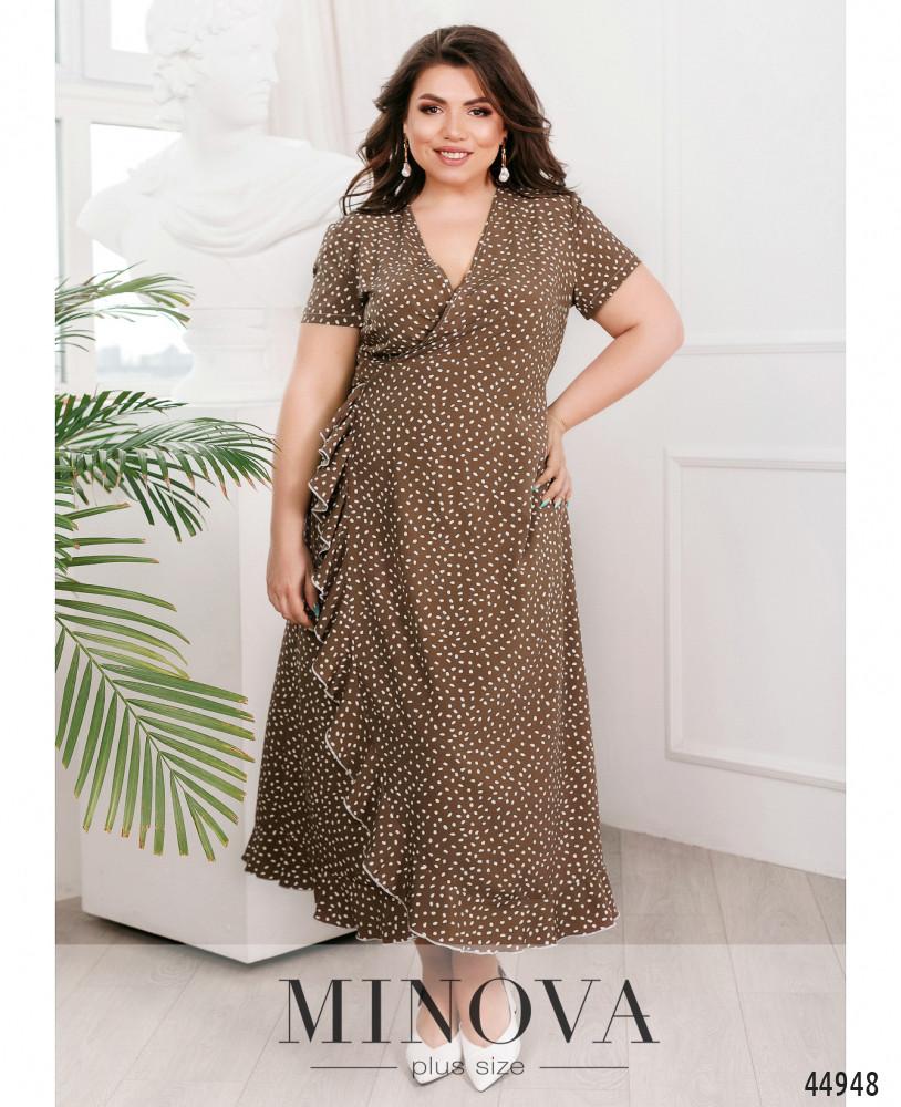 Платье MA164-капучино