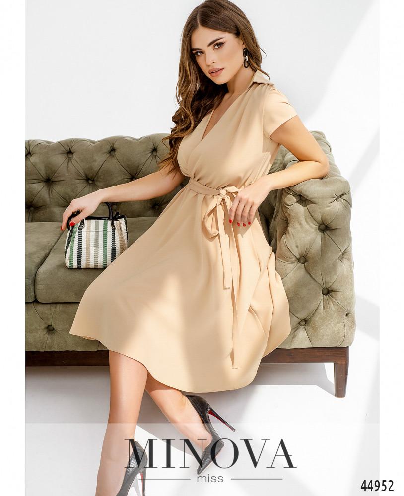 Платье MA1078-1-бежевый (н)