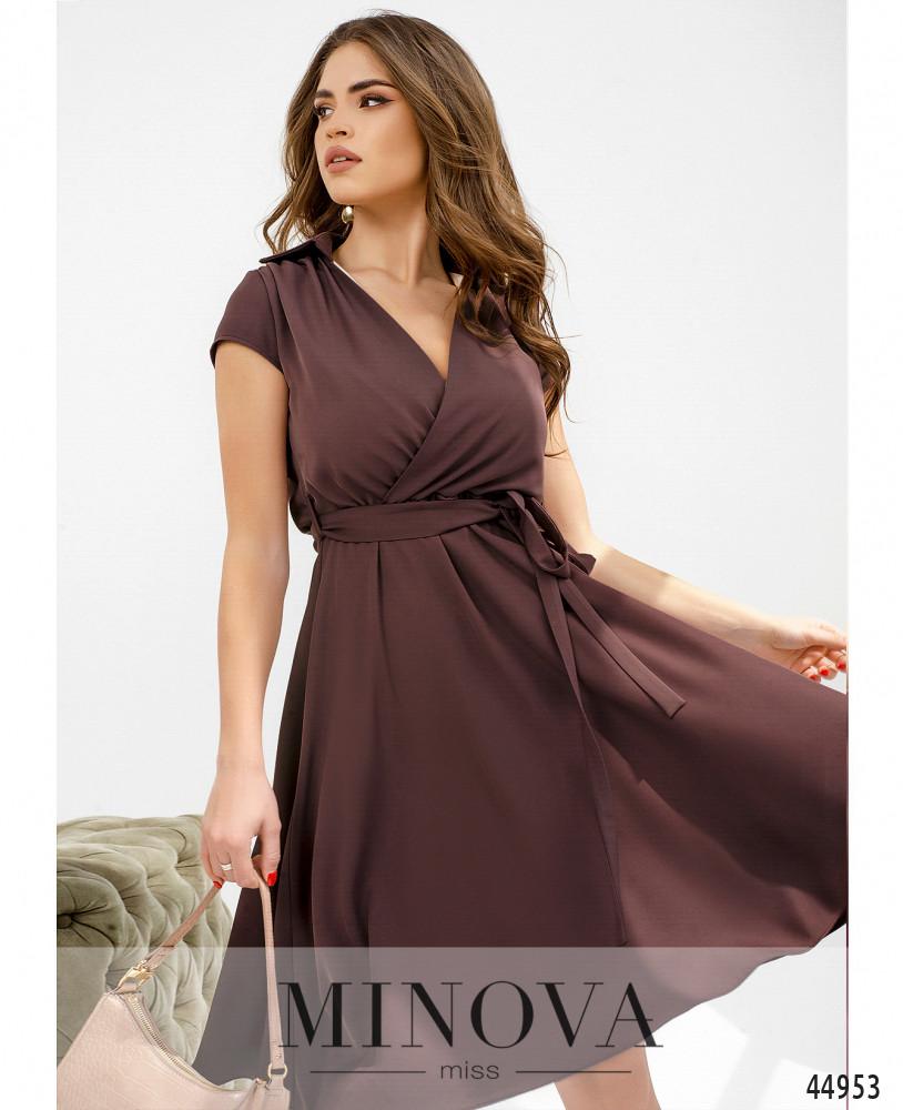 Платье MA1078-1-сливовый (н)