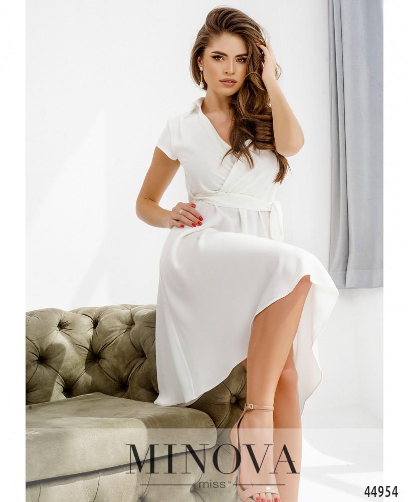 Платье MA1078-1-молочный (н)