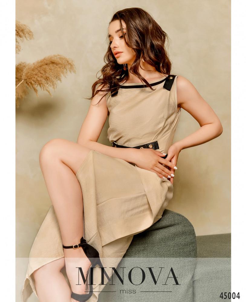 Платье MA4128-бежевый (н)