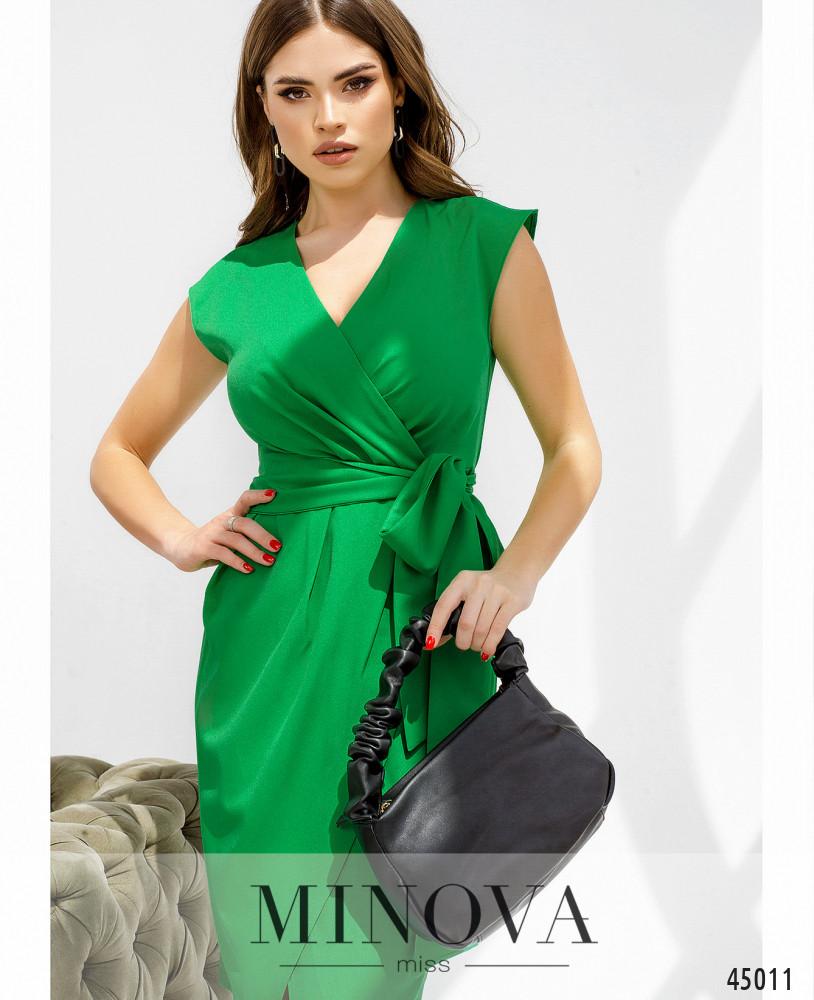 Платье MA1081-зелёный (н)
