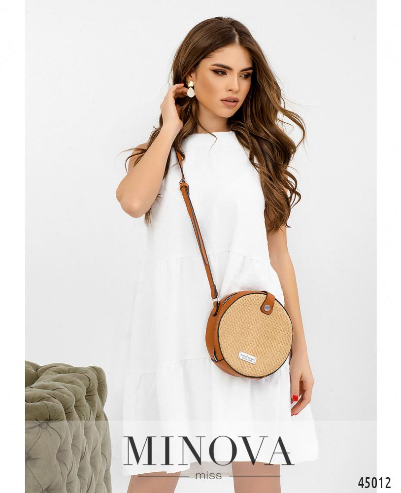 Платье MA4143-белый (н)