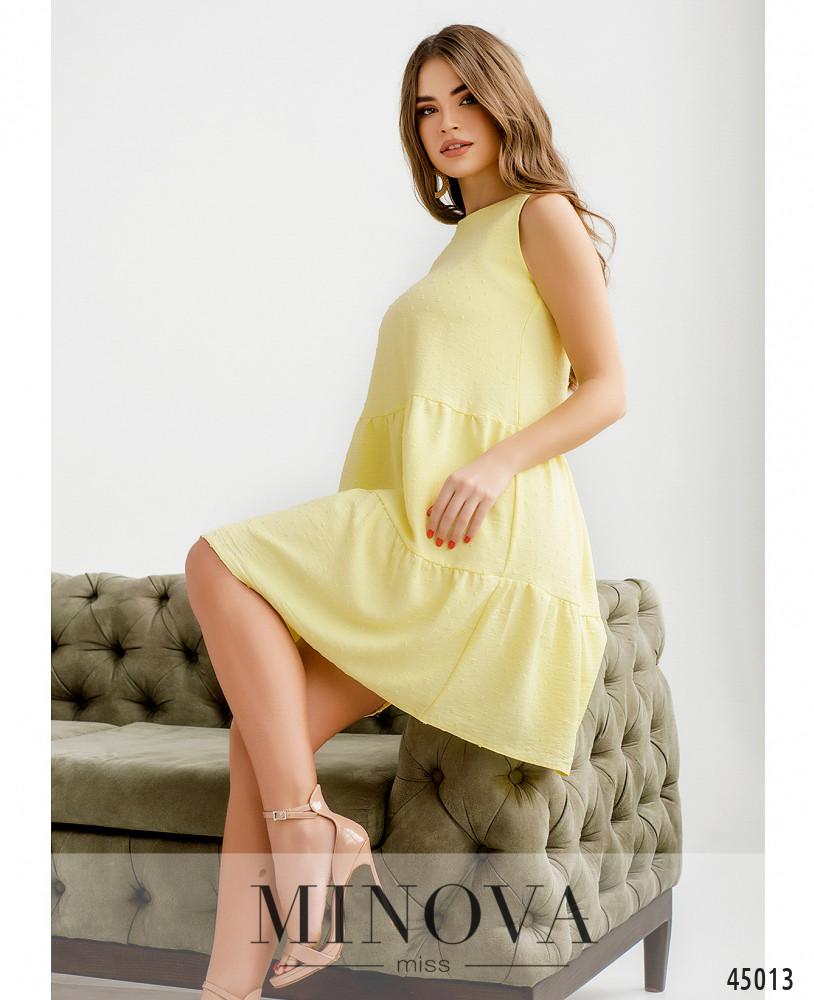Платье MA4143-жёлтый (н)