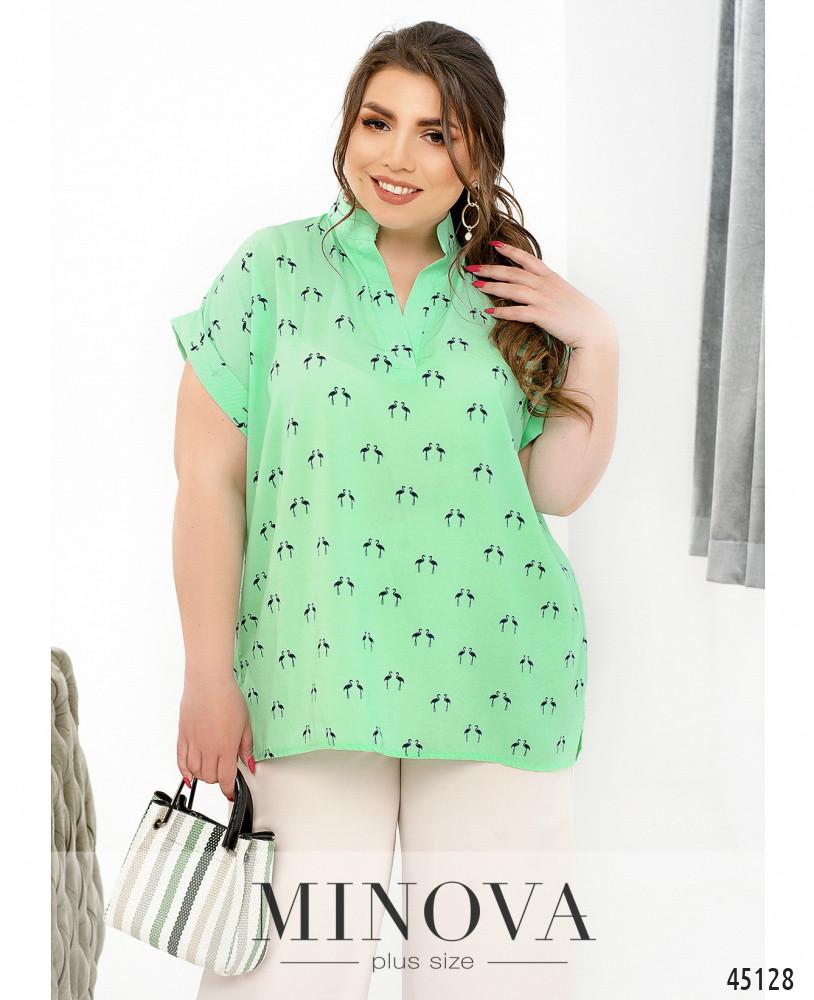 Рубашка MA615-мята