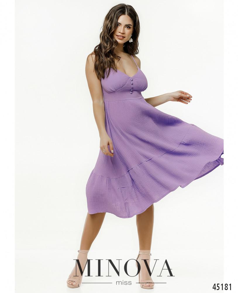 Платье MA2177-лавандовый (н)