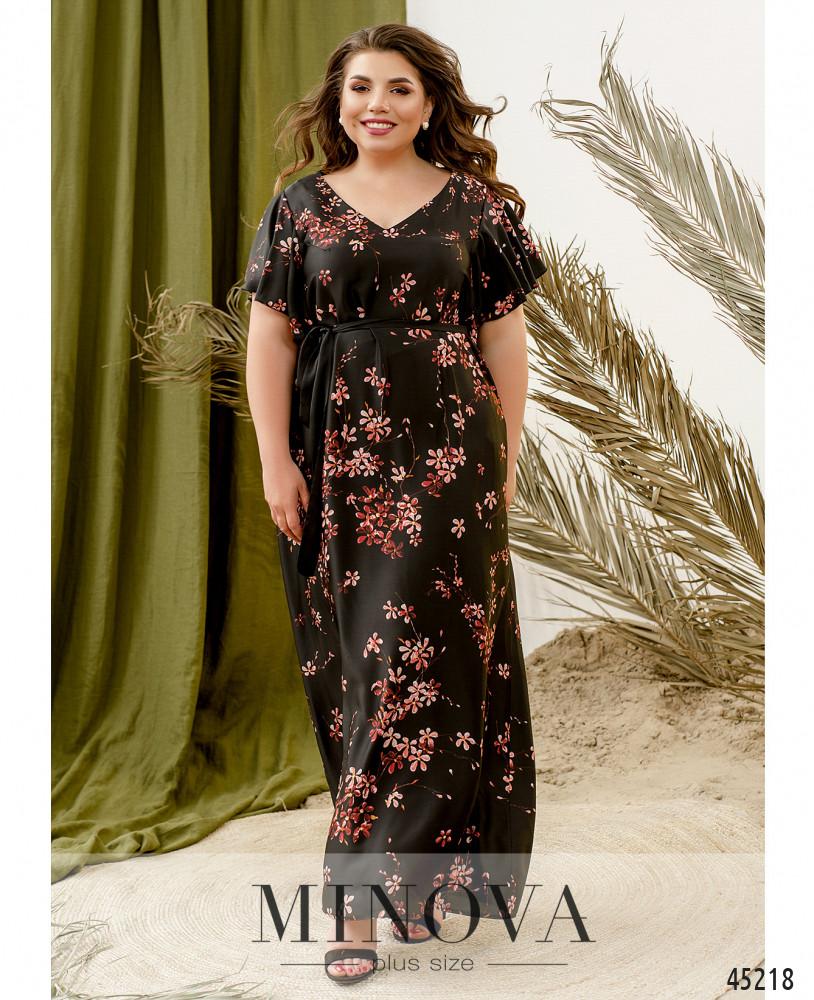 Платье MA2273-черный