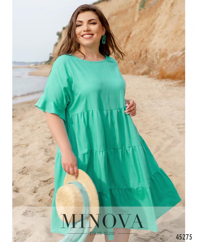 Платье MA991-бирюза