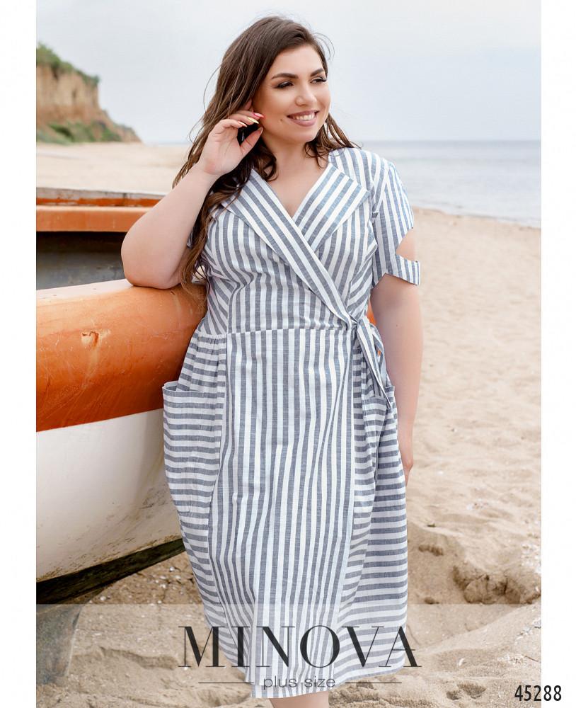 Платье MA17-271-Серый