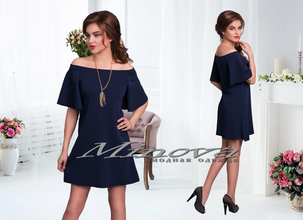 Модные платья на п